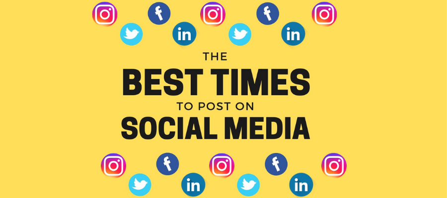 The Best Times to Post on Social Media in 2020